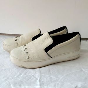 Michael Michael Kors slip on shoes 7.5 stars
